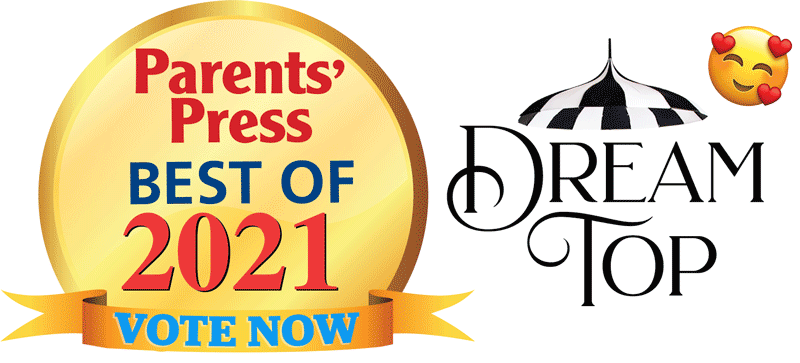 Nominated for Parents' Press Best of 2021
